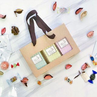 Goody Bag - Handmade Facial Soap Gift Box Set