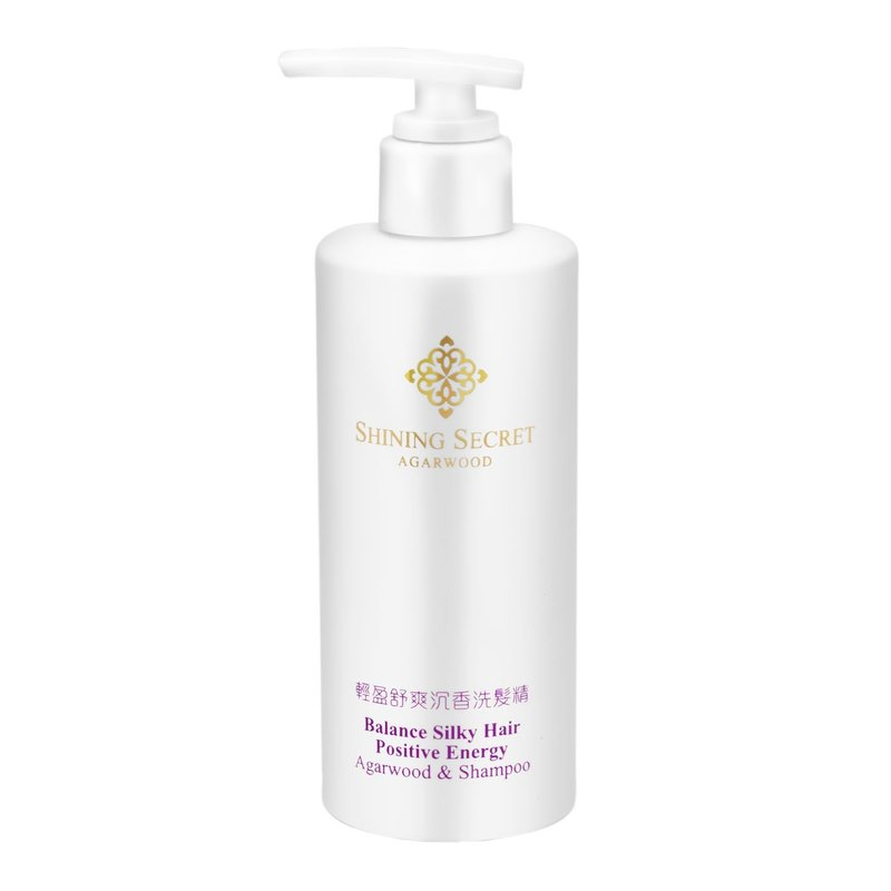 【Sweet, light and refreshing aroma shampoo】purifies the scalp and re-breathes the pores on the top.