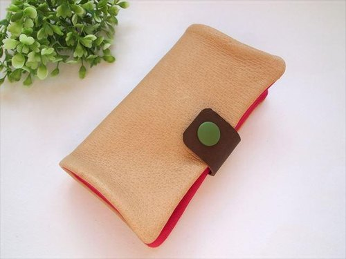 Pig leather soft i phone 6 cover [Leather Smartphone Case] ​​15450013