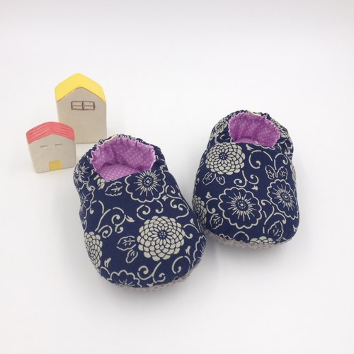 Classical pattern - toddler shoes / baby shoes / baby shoes