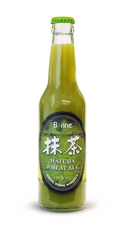 吹啤啤 宇治抹茶小麥啤 6.2%