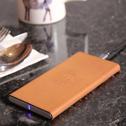 LeatherDock WIRELESS CHARGER