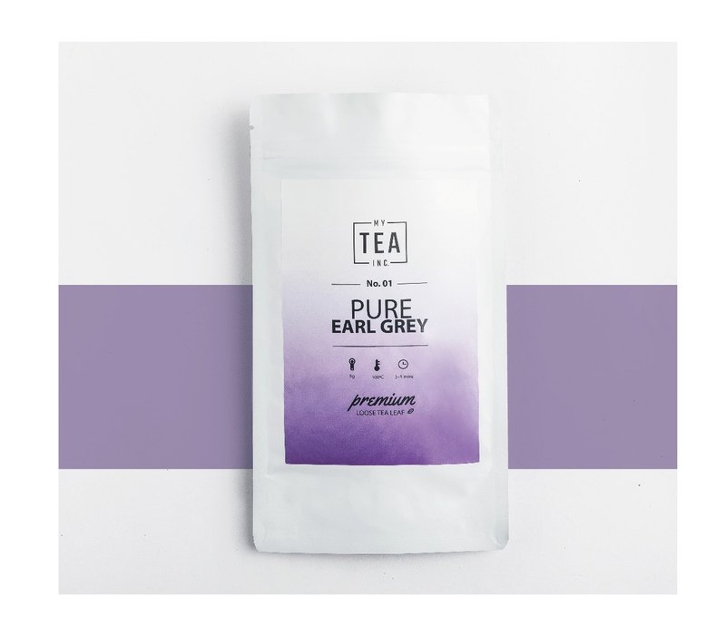 No.01 Earl Grey Tea