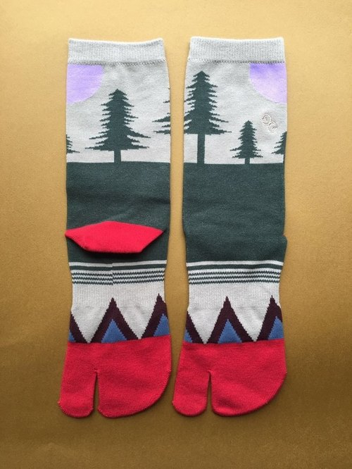 GillianSun Socks Collection【NEW Toe Socks】TABI_BW1804