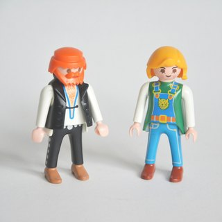 Germany early playmobil 1994 molybdenan duo group