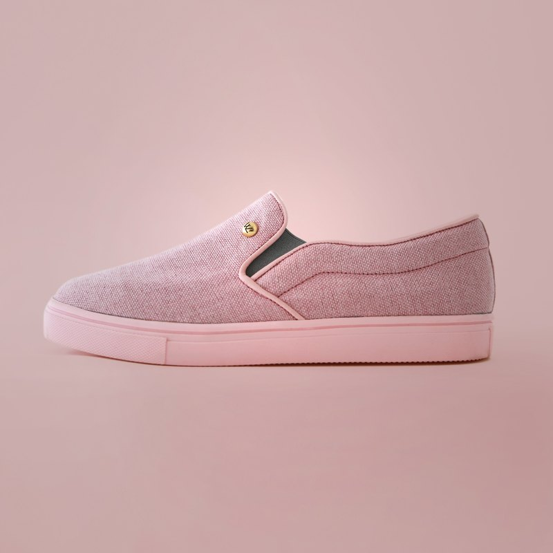 WL Sneaker Collection (Sugar Pink) cherry pink leisure models