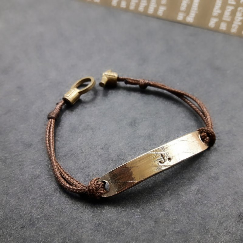 Section A4: Personalized trinkets and pure copper bracelets with customized DIY