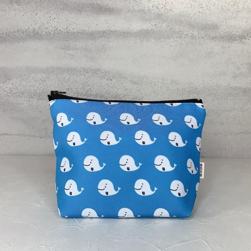 微笑鯨魚-收納包