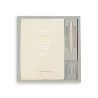 Life Planner Set ( Ivory Day )