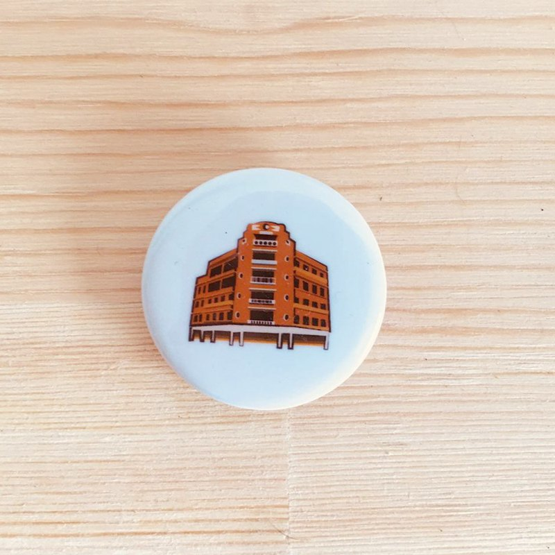 Tainan Lin Department Store badge badge