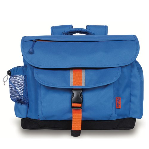 "Bixbee ""Signature"" Kids Backpack - Blue Large"