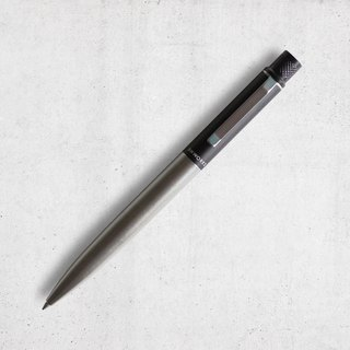 Twiist 2-in-1 Multifunction Pen, Black/Silver