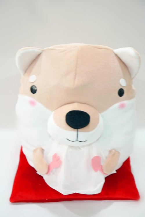 Bucute make people want to always pumping paper sets / birthday gifts / Shiba Inu / handmade / exchange gift / fast arrival