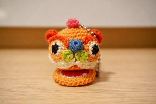 Thoughtful Gift – Lion dance charm