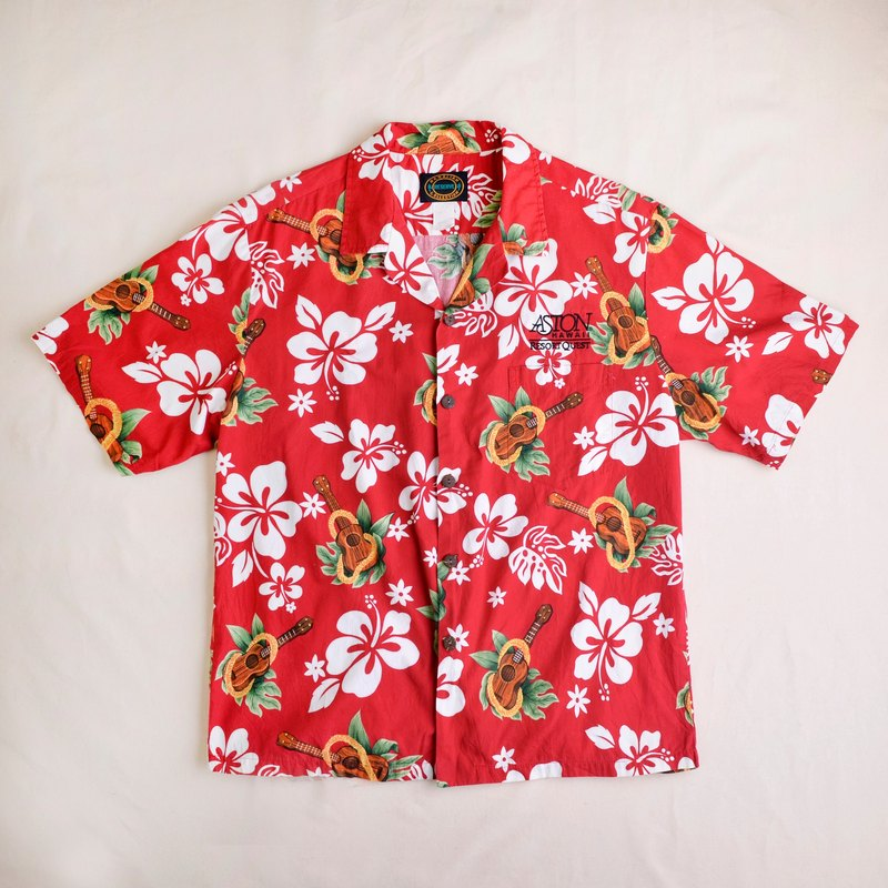 Vintage Hawaiian Shirts 夏威夷衫