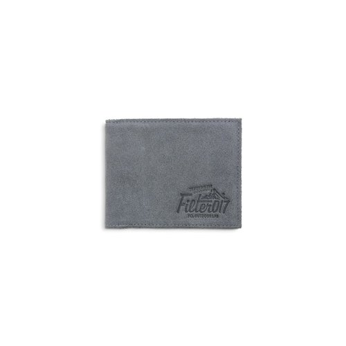 Filter017 Outdoor Logo Suede Wallet (2017) / 麂皮短夾