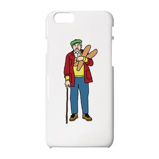 Old man #1 iPhone case