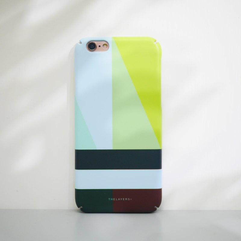 GRAPHIC PRINT - MELON iPhone 7/ 6S Case