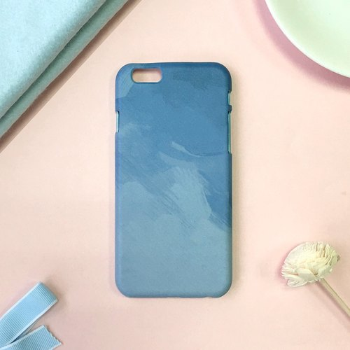 Simple Watercolor Brush - Original Mobile Shell / Cover / Christmas Gift