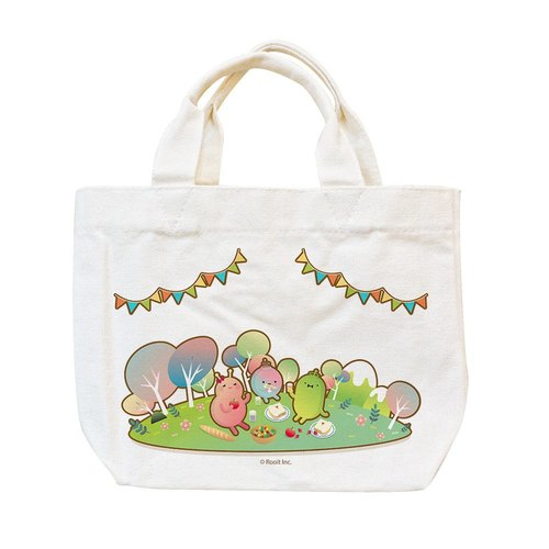 New series - small tote package: [picnic banner] - no individual star Roo, CA0BB04