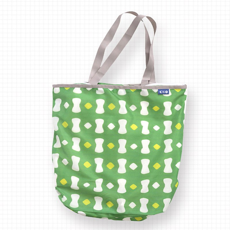 CB Japan Kogure Laundry Convenience Bag M-Green