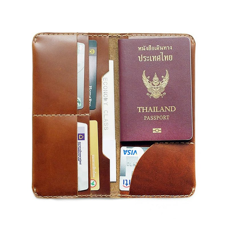 Smart Wallet Passport Holder Multi purpose