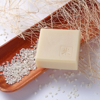 Enzyme Series Handmade Soap - Rattus Rice Soap Essential Oil Added Gentle Moisturizing Normal Dry Skin