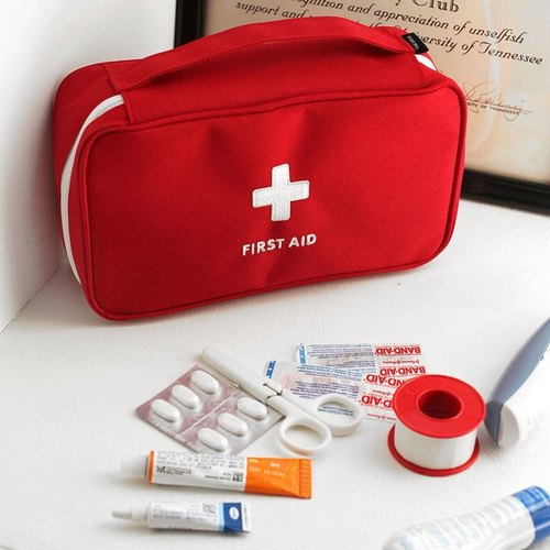 2NUL-Around Good Partner First Aid Kit L-Red Cross, TNL84369