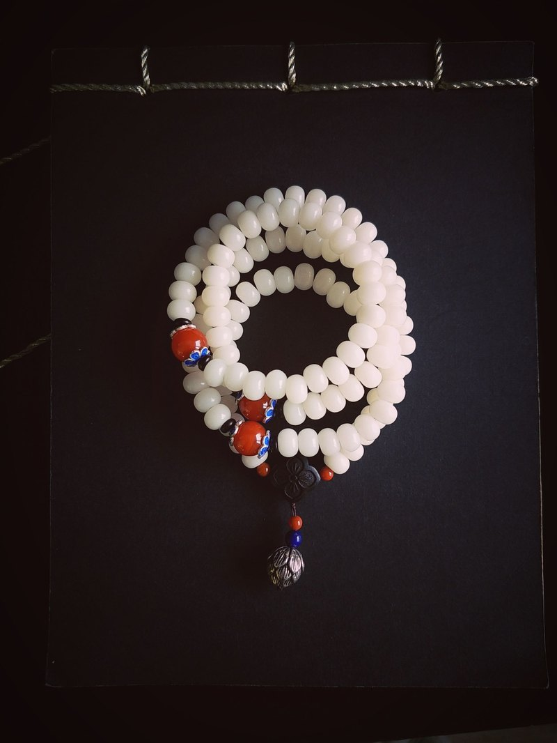[Customer order] Baiyu Bodhi 108 beads beads
