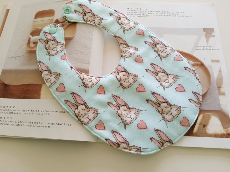 Cacalia births gift baby bibs cotton cloth bibs