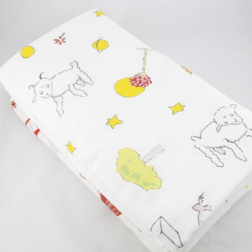 The Little Prince Classic authorization - Houmian towels: Little Prince [paradise]