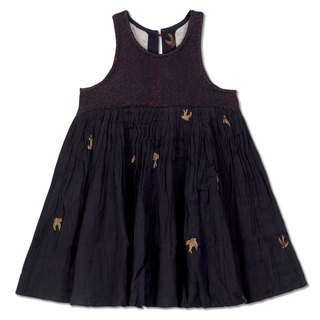 Cammy Girl' Navy Blue Dress