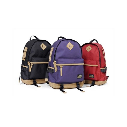 Filter017 CLASSIC OUTDOOR LEISURE BACKPACK 戶外防潑水後背包