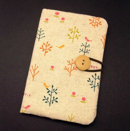 Passport sleeve, passport cover, fabric passport case, pouch (Ps10)