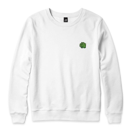 nice to MEAT you - vegetables - white - neutral version University T