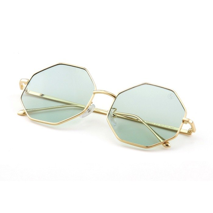 Hybition Stardust Original Gold / Green Tint Lens