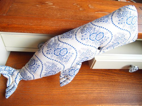 Pattern Blue Whale No.1 Group Purchase Area (more than 10 orders will be established!!)