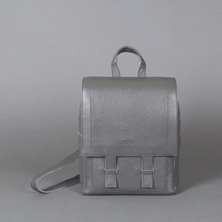 After the Passion Backpack gray back / mobile