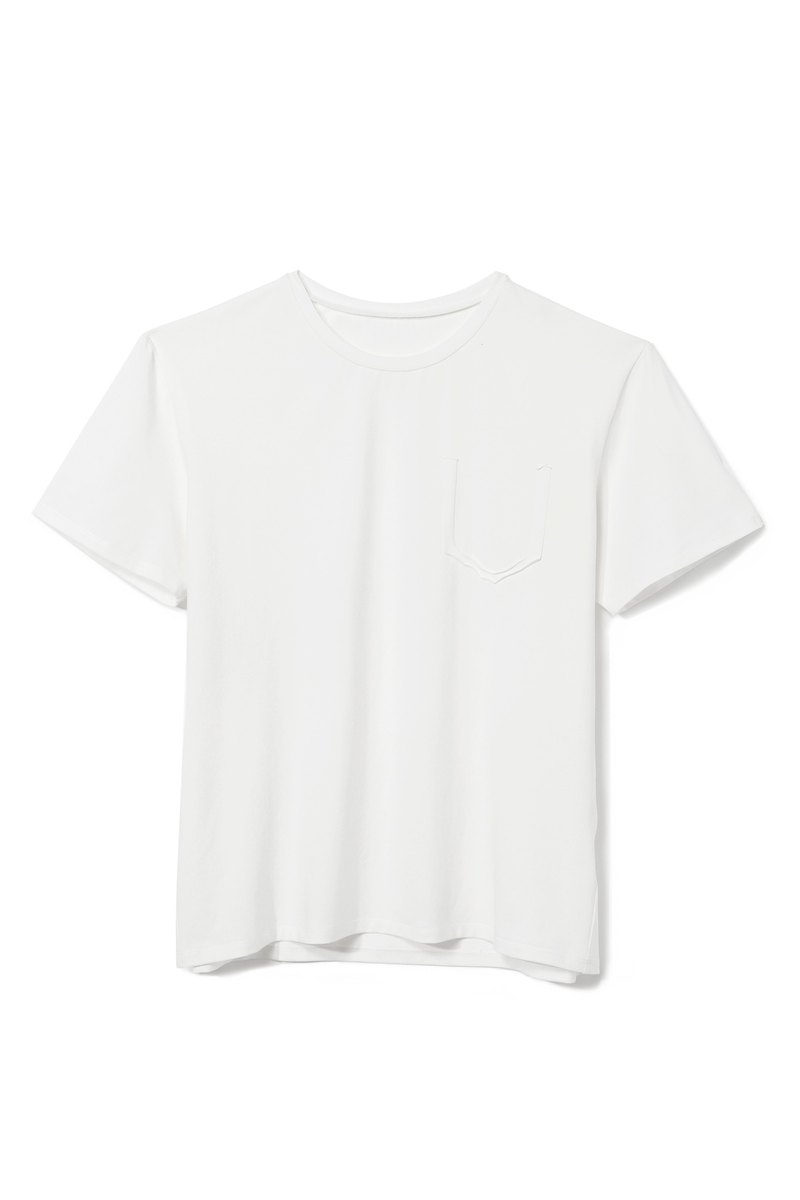 Thoughts on designer white T