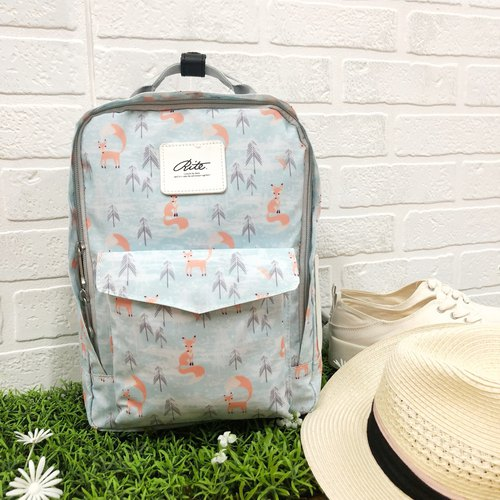 [Summer LOVE Folding 520] Le Tour Series - Sanxin Pack-S - Worry-Free Fox