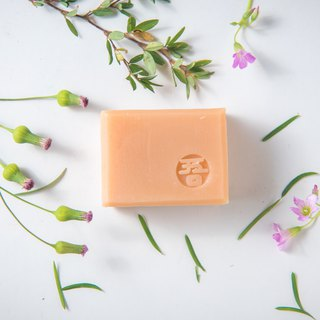 Mandala Red Jade Tea Soap (Single Aristocratic Series)