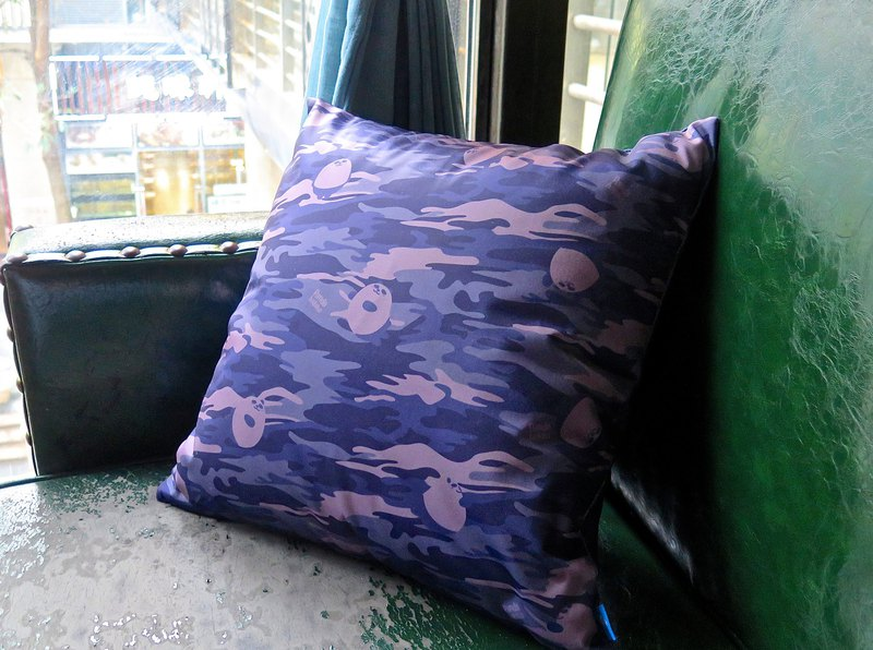 Panda Camouflage Pandahaluha Cushion / pillow / cushion / pillow*Get wick*the CS-the PH-01