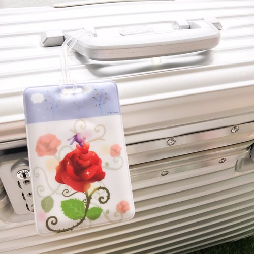 苏阿福拉邦 | money card ticket clip luggage tag - passionate poem Ho