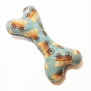 Dog Toys - Obi Collection / Bone Guards (Vintage Wagon)