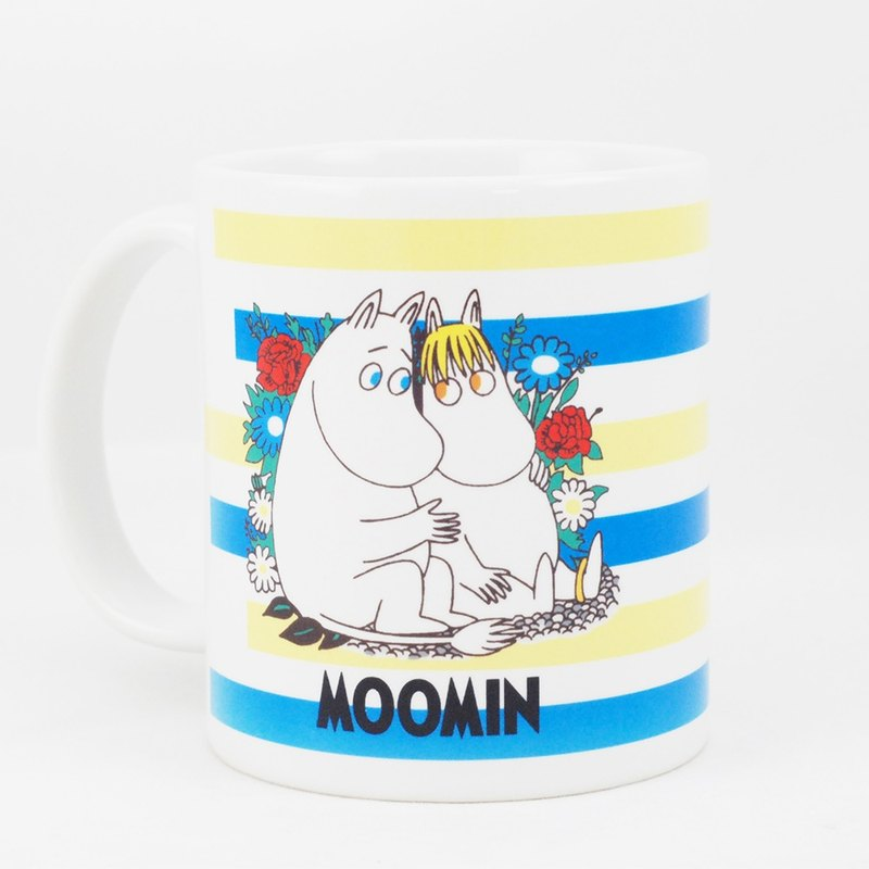 Moomin Moomin authorization - Mug: [Romance]