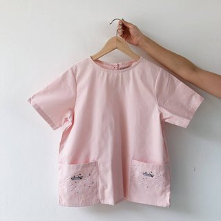 Molly (Romantic Lover) Top : Pink