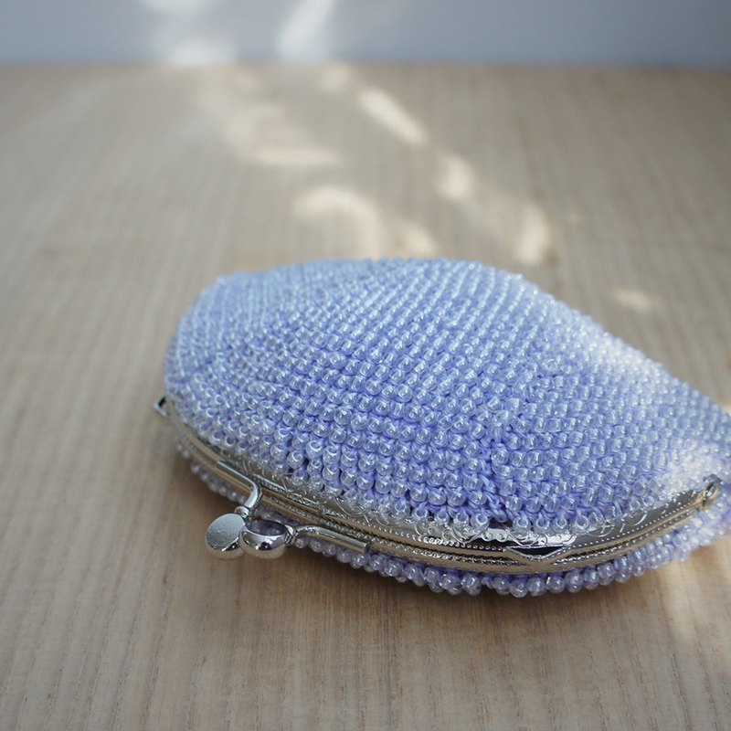 Ba-ba handmade Beads crochet purse No.826