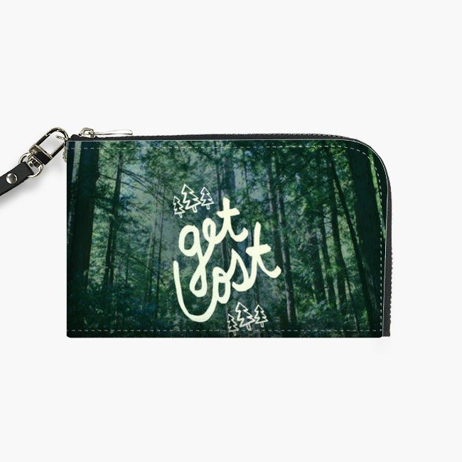 Snupped Isotope - Phone Pouch - Get Lost - Miur Woods
