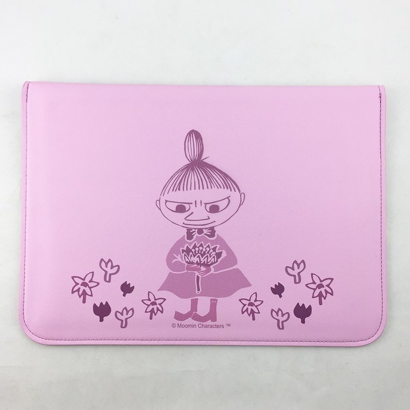 Moomin Lulu meters genuine license -3C protective holster (pink): 32.5 * 21.5cm