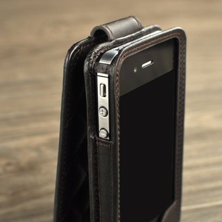 STORYLEATHER made (APPLE iPhone series) Style U3 PDA lid Ling Case customized holster